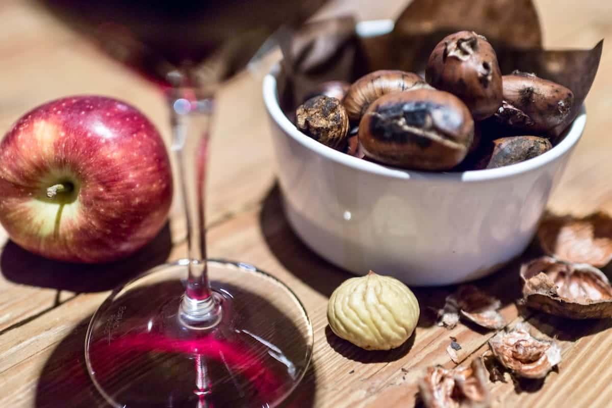 Seehof Keller | Herbst Kastanien - Autumn Chestnuts