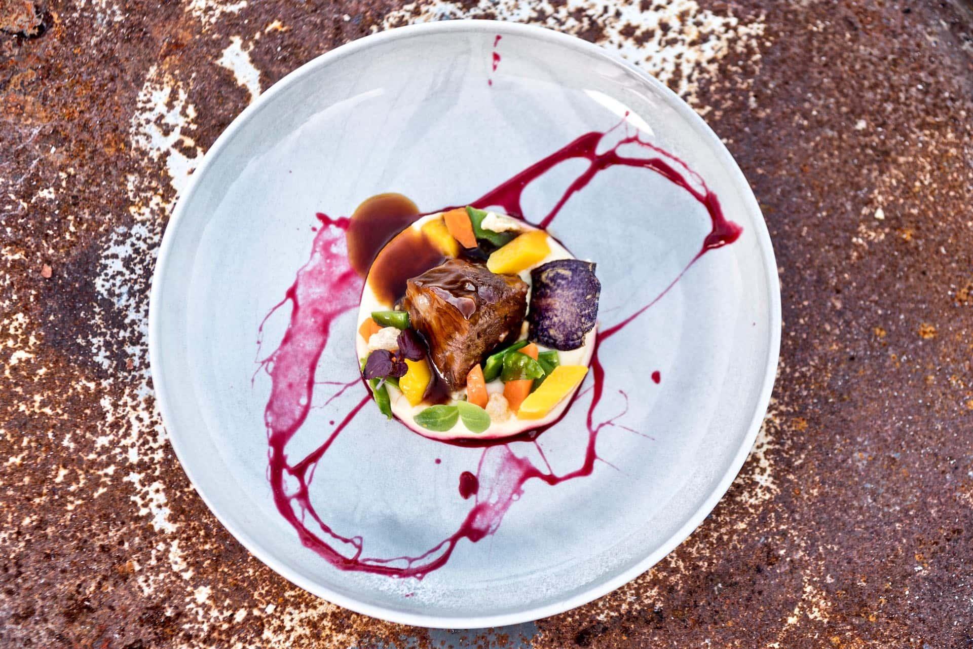 Seehof Keller | Herbst Gericht - Autumn Dish