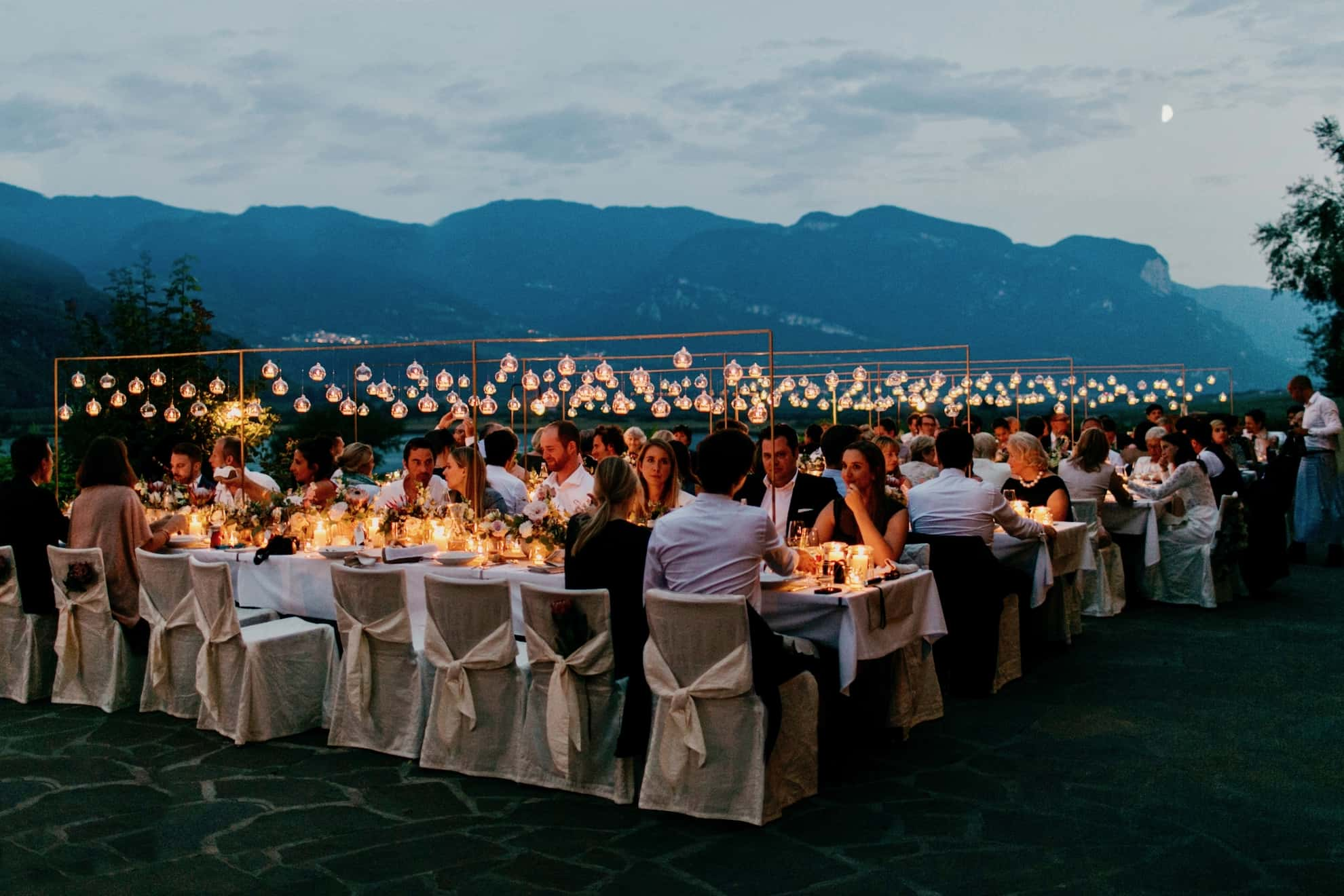 Seehof Keller | Hochzeit Abendessen - Wedding Dinner