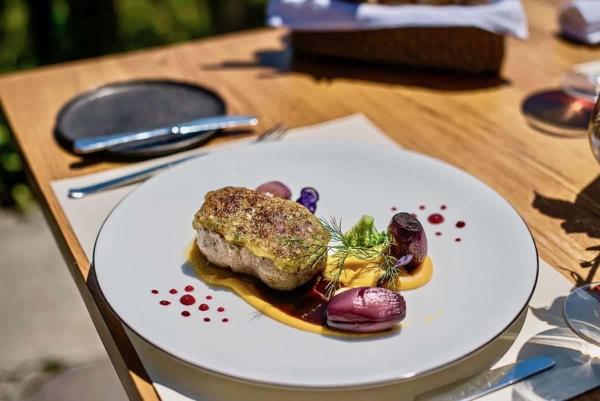 Seehof Keller | Restaurant Spezialgericht - Special Dish