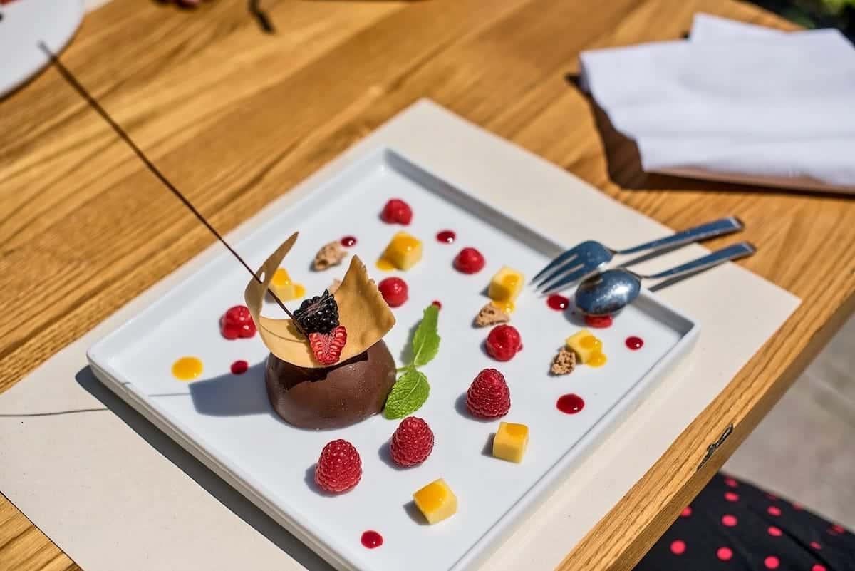 Seehof Keller | Restaurant Desert