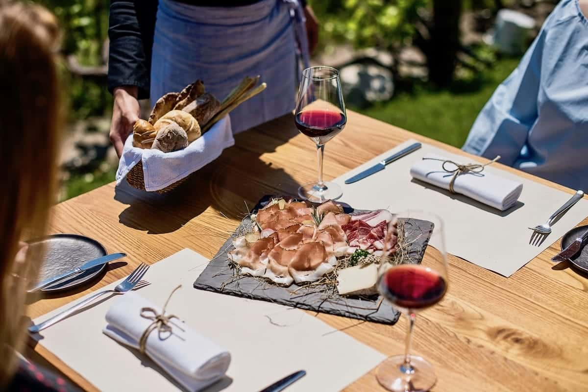 Seehof Keller | Restaurant Rotwein Speck - Rotwein Bacon