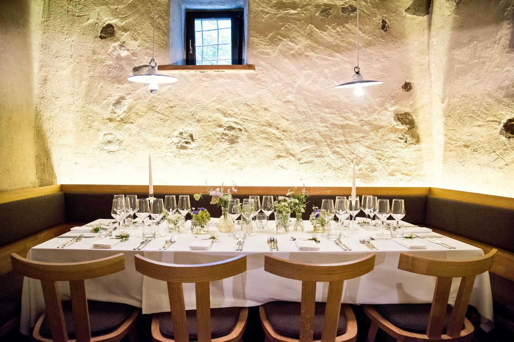 Seehof Keller   Hochzeit - Wedding Table Chairs