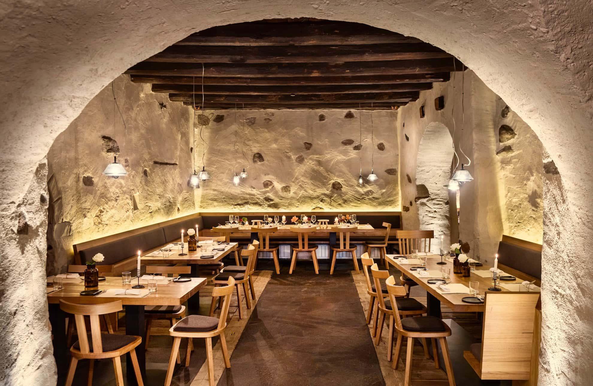 Seehof Keller | Restaurant Innen Atmosphäre - Inside Atmosphere