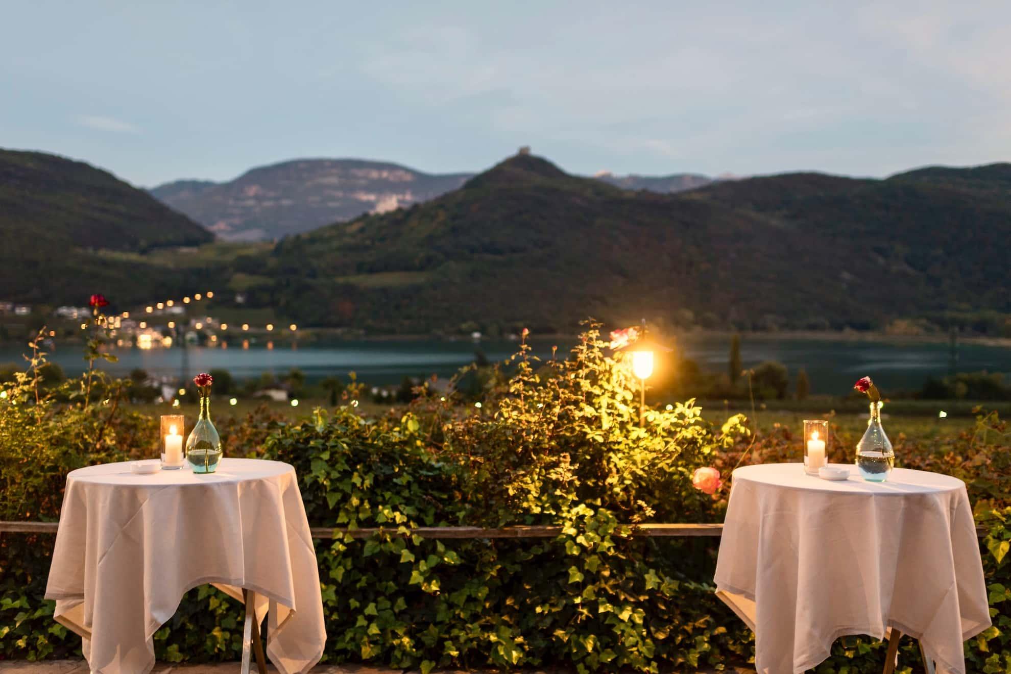 Seehof Keller | Restaurant Terrasse - Terrace